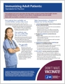 Immunizing Adult Patients: Standards for Practice