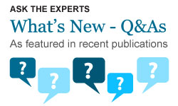What's New - Q&As