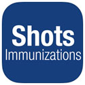SHOTS Immunizations Mobile App