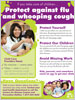 If You Take Care of Children...Protect Against Flu and Whooping Cough
