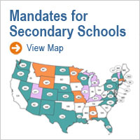 Mandates for secondary schools