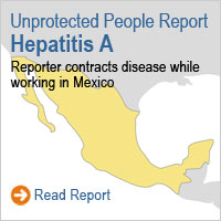 Unprotected People Report: Hepatitis A