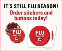 Vaccinate buttons-stickers