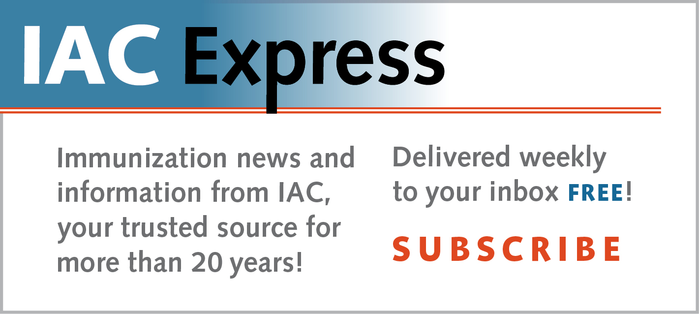 Subscribe to IAC Express