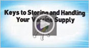 Video: Keys to Storing and Handling Your Vaccine Supply