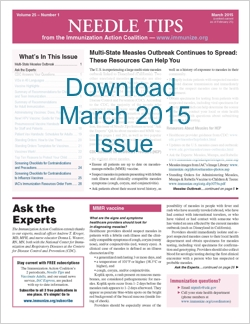 Needle Tips March 2015