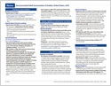 Adult Immunization Schedules (laminated) (page 6)