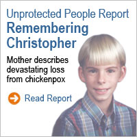 Unprotected People Report: Remebering Christopher