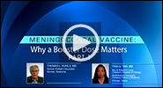 Meningococcal Vaccine: Why a Booster Dose Matters