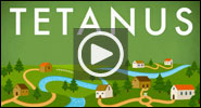 Video: Tetanus. Protect Yourself. Get Immunized.