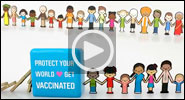 Video: WHO - Immunization saves lives