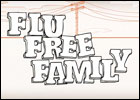 Be a Flu-Free Family
