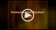 Video: Immunization Update 2012
