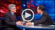 Preventable Diseases on the Rise - The Colbert Report: