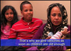 Parent Education for Somali Americans: Vaccines