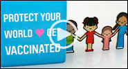 Video: National Infant Immunization Week (NIIW) is April 21-28